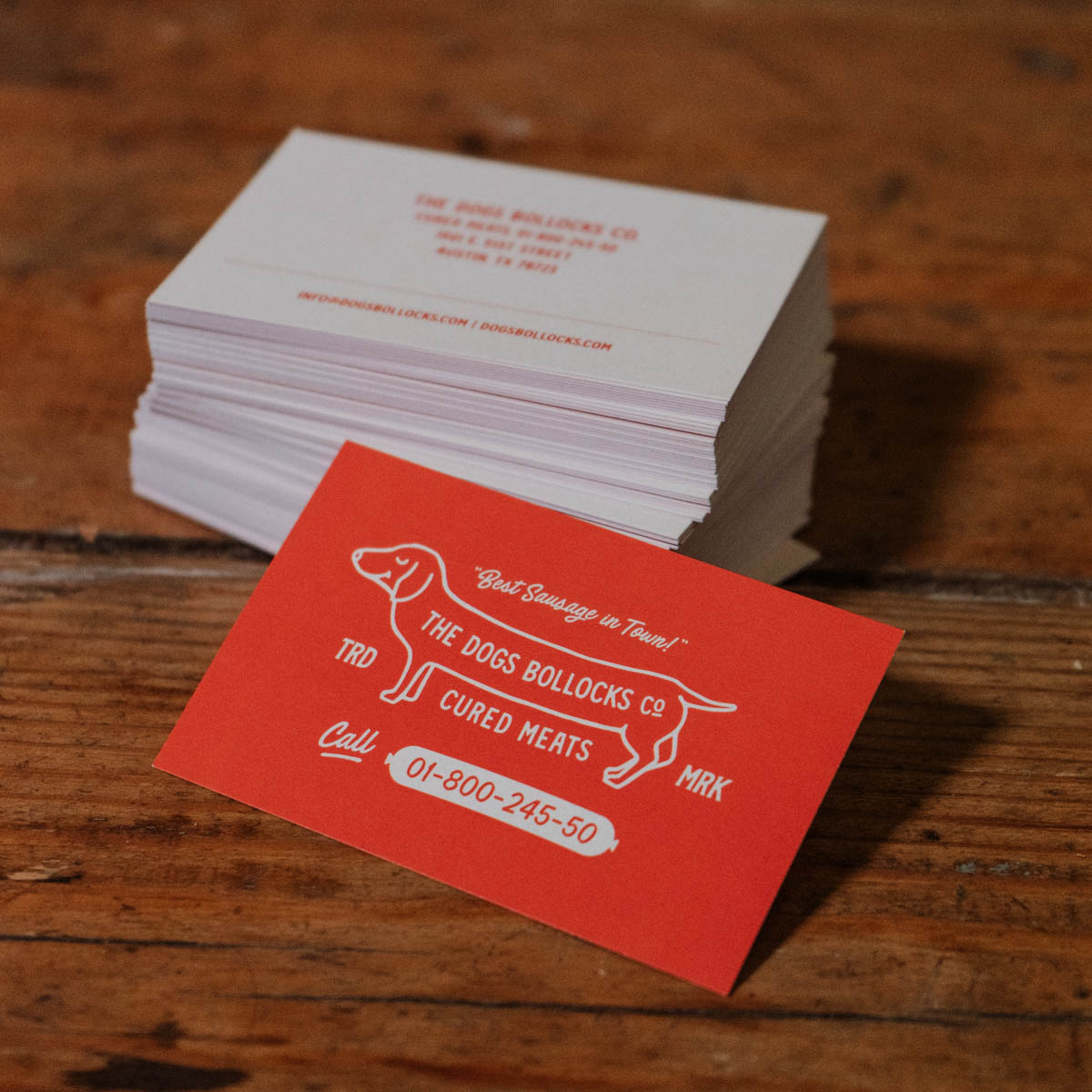 Business Card Deal 100 for £5