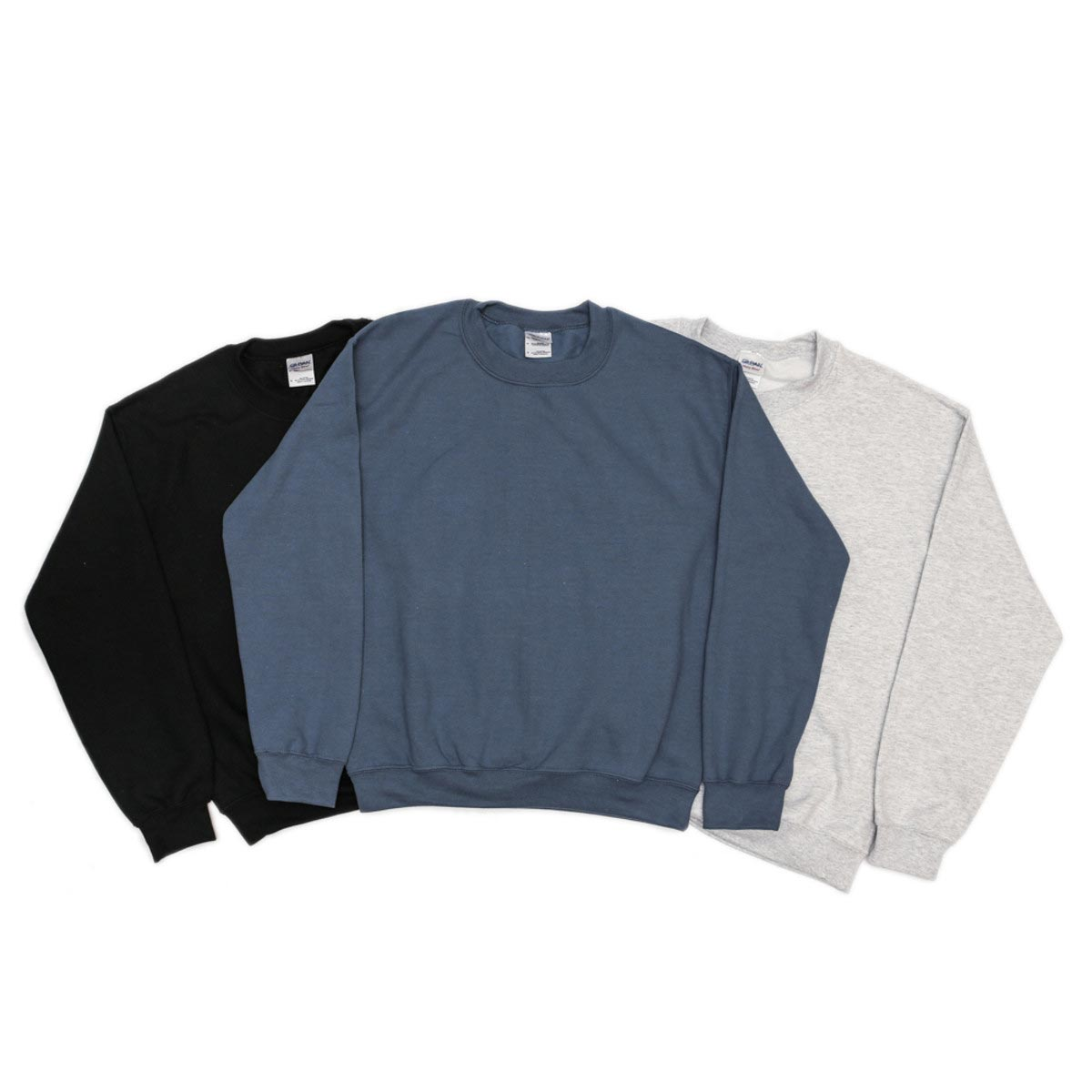 100 x Gildan Heavy Sweatshirts Deal