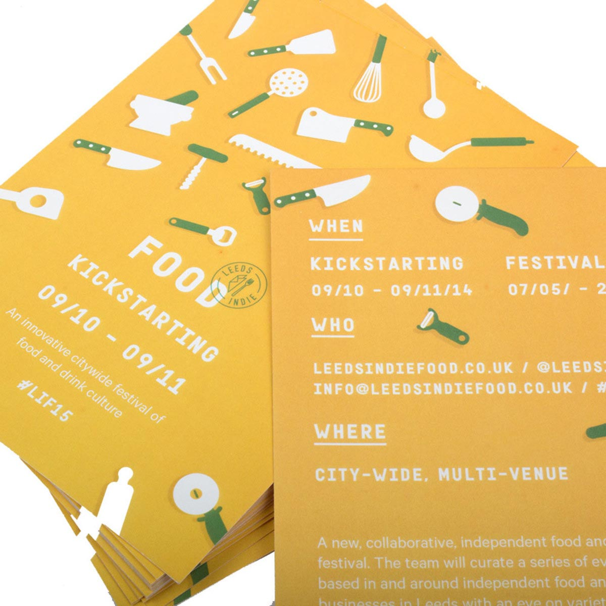 1000 x A6 Flyers for £38
