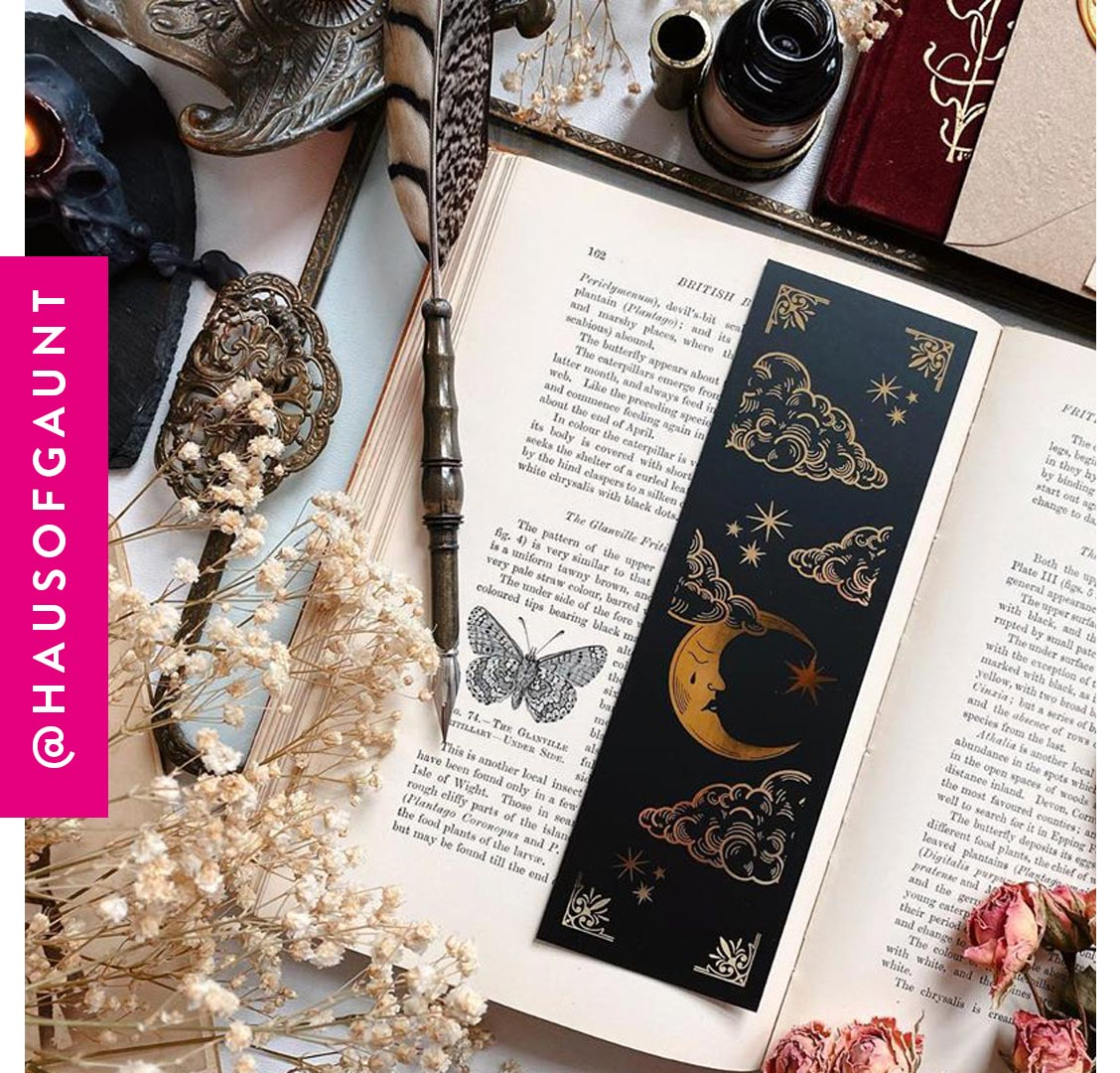 1000 x Bookmarks for £89