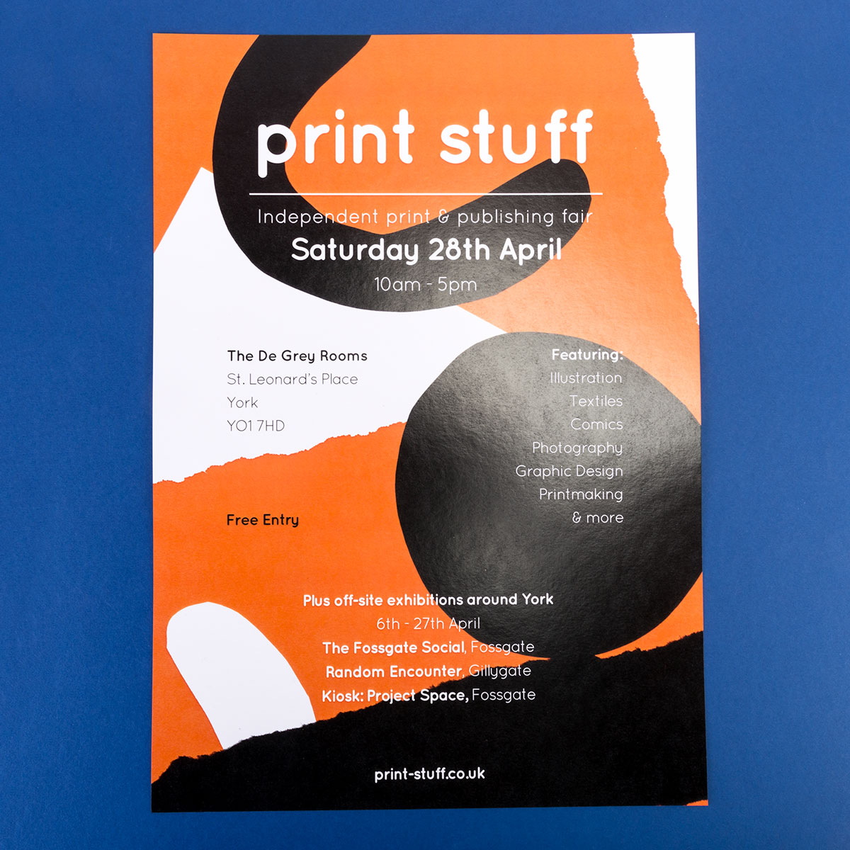 200 x A4 Posters for £32