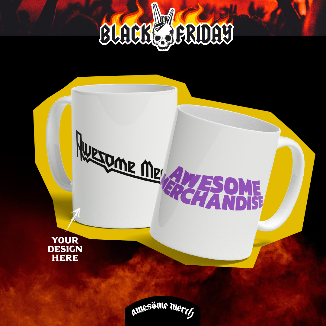 25 x Full Colour Mugs for £80