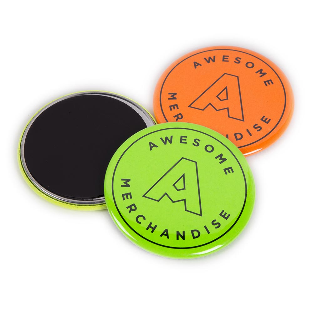 58mm Neon Magnets