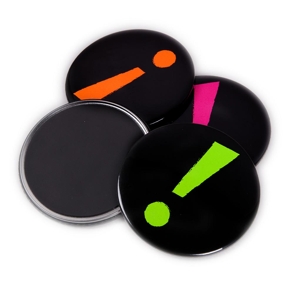 76mm Neon Magnets