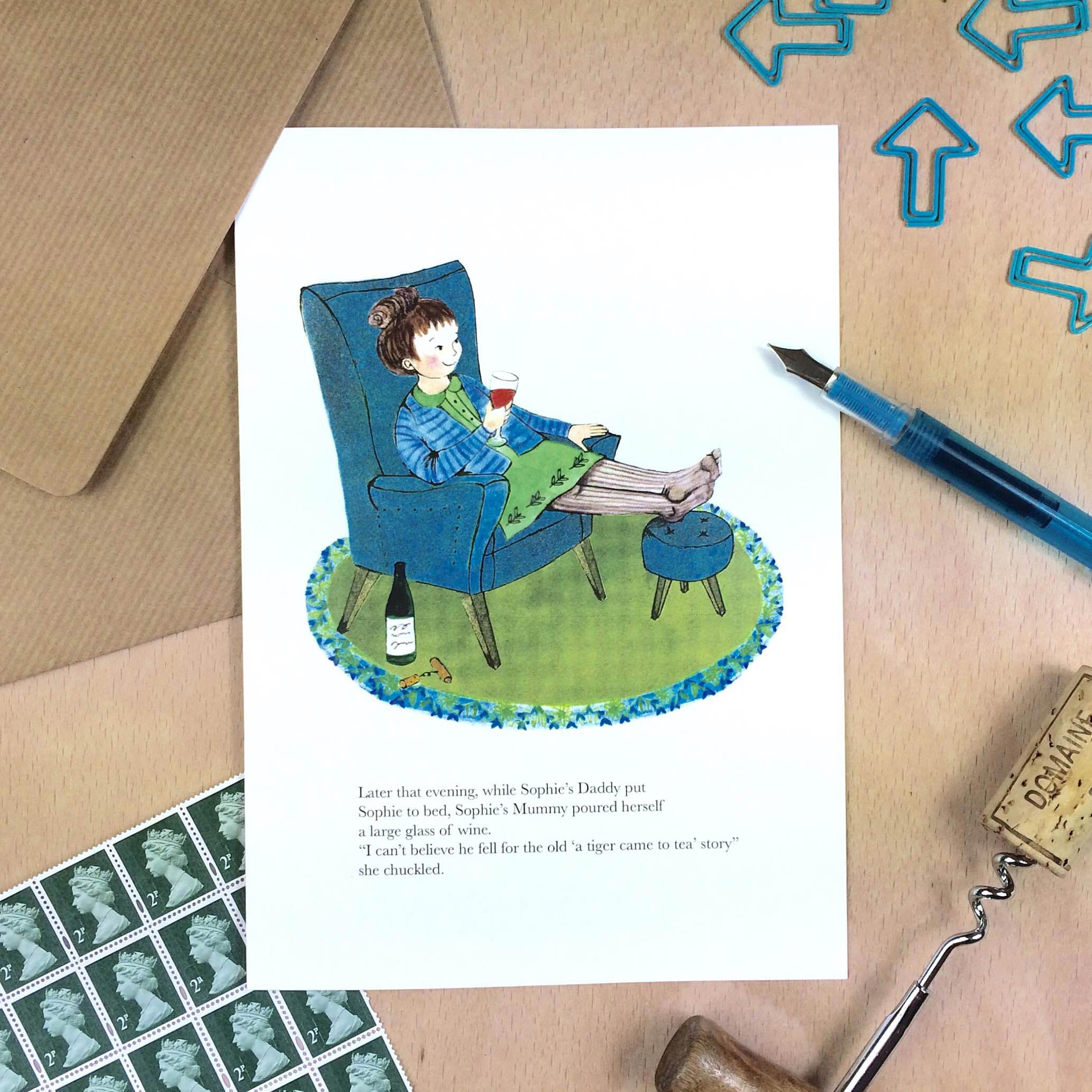 A7 Greetings Cards