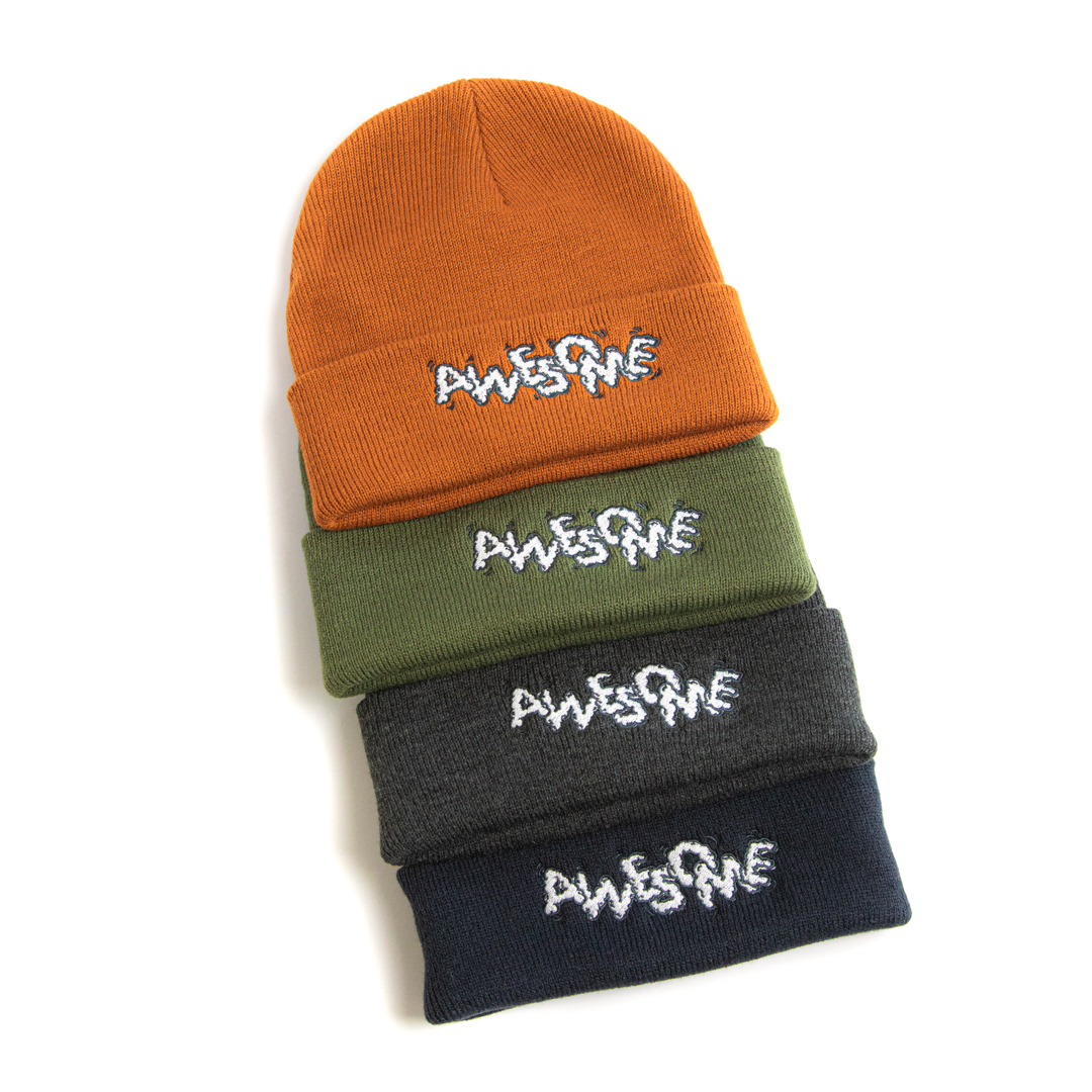 AS Colour Cuff Beanies