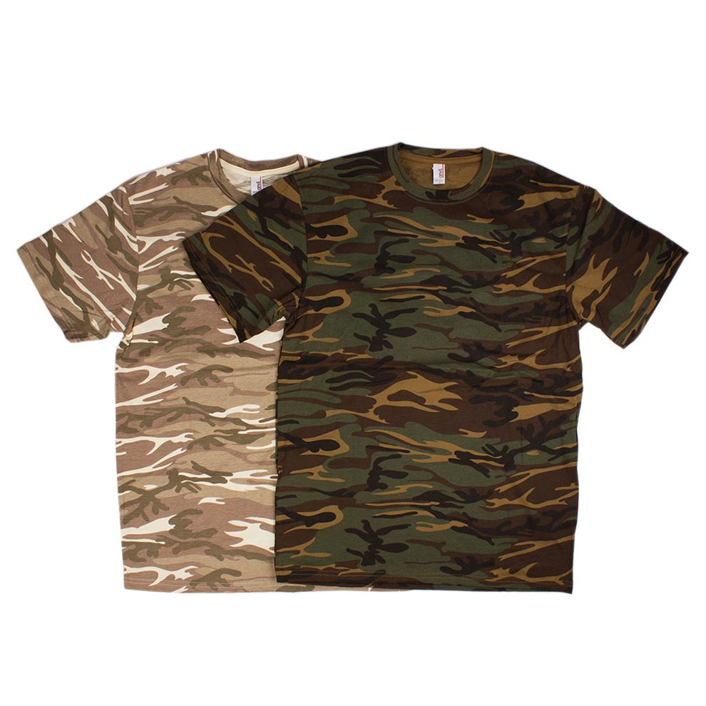 custom printed anvil heavy camo t shirts awesome merchandise