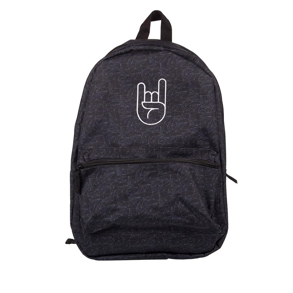 Embroidered Bagbase Graphic Backpacks  Custom Stitched  Awesome  Merchandise
