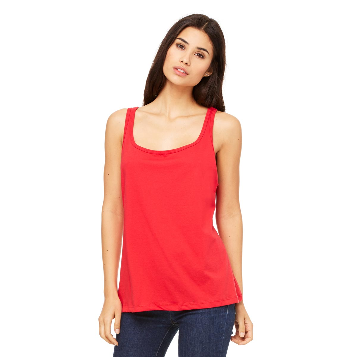 Bella + Canvas Ladies' Relaxed Jersey Tanks