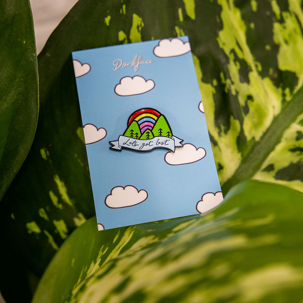 Soft Enamel Pin Badges with Backer