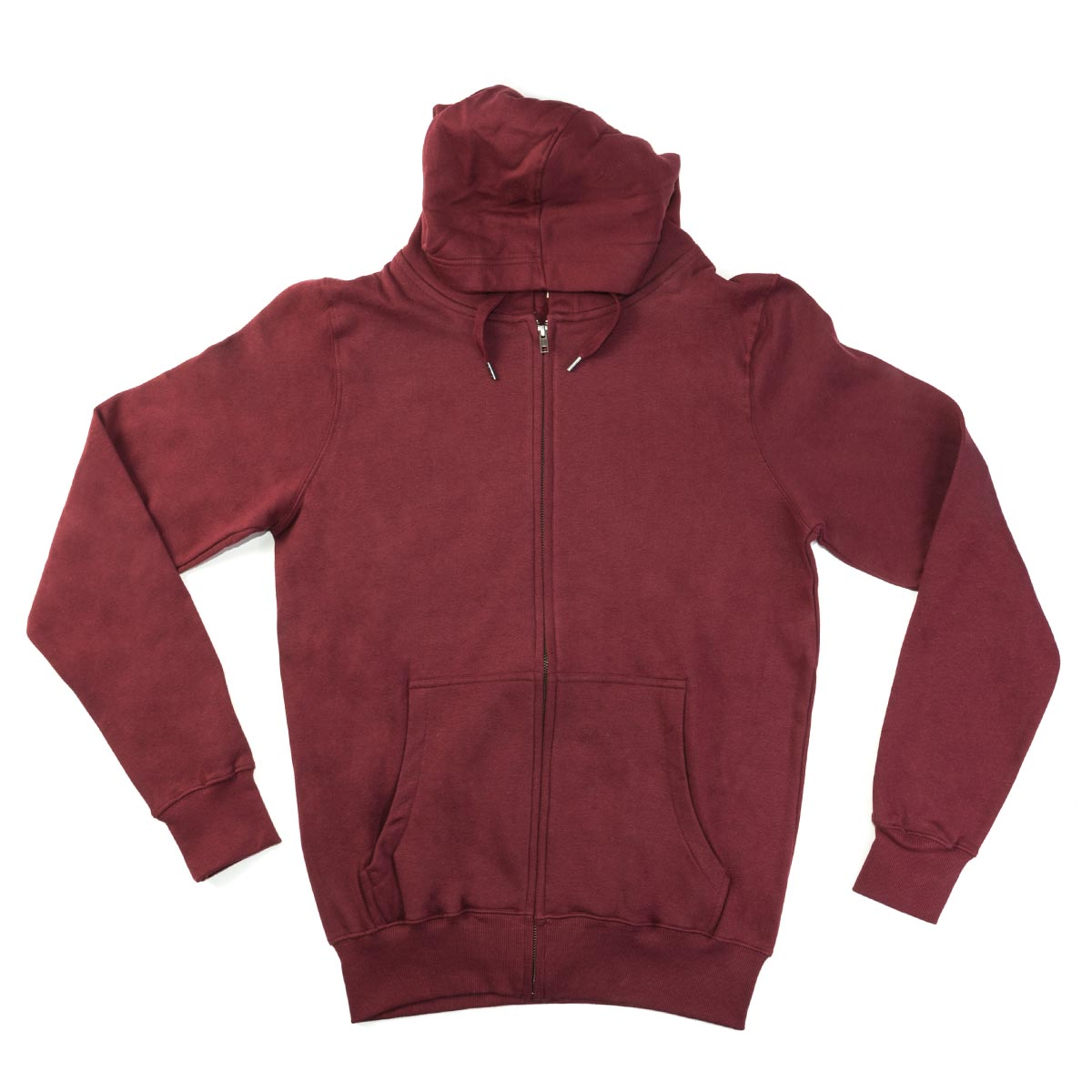Earth Positive Zip-Up Hoodies