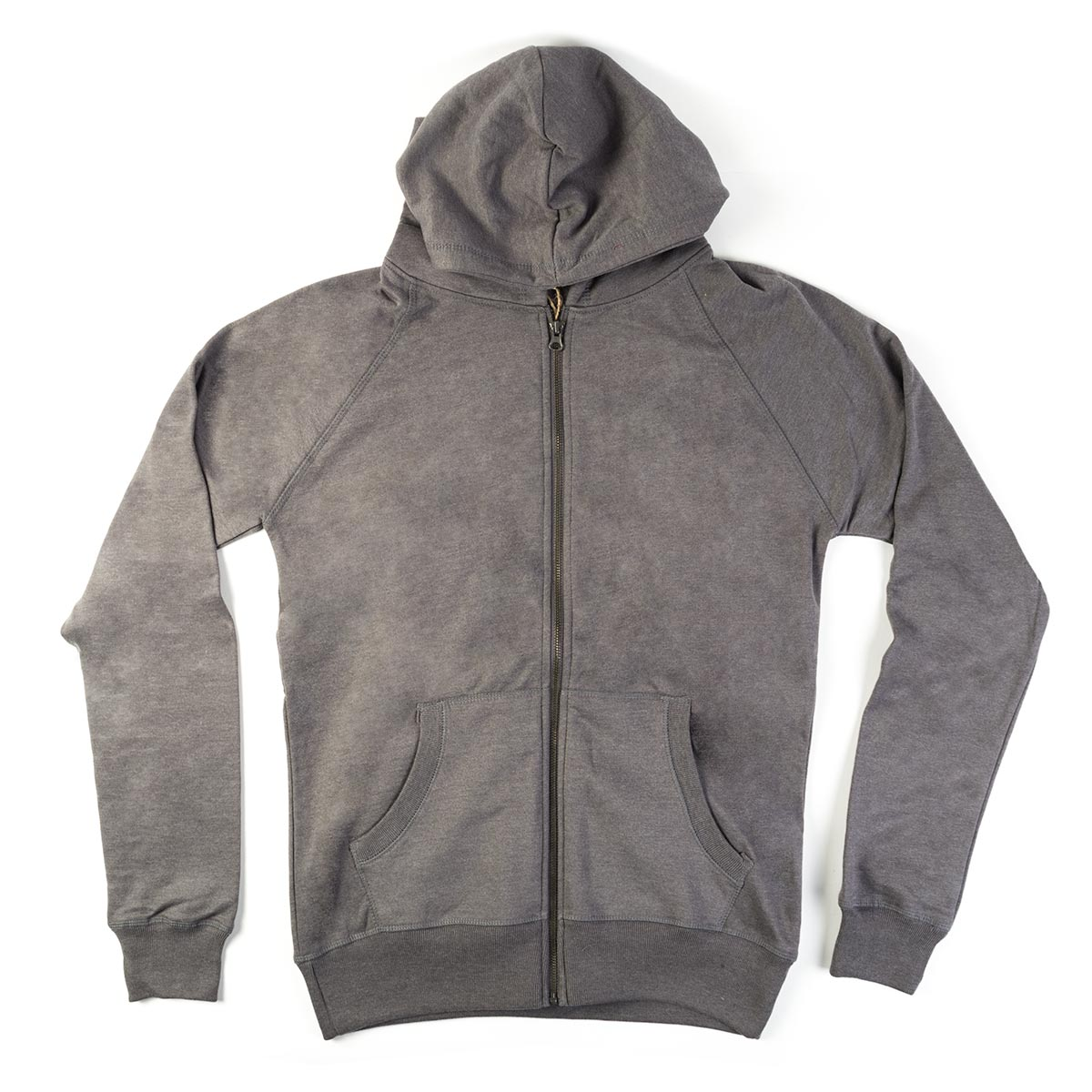 Salvage Recycled Zip-Up Hoodies