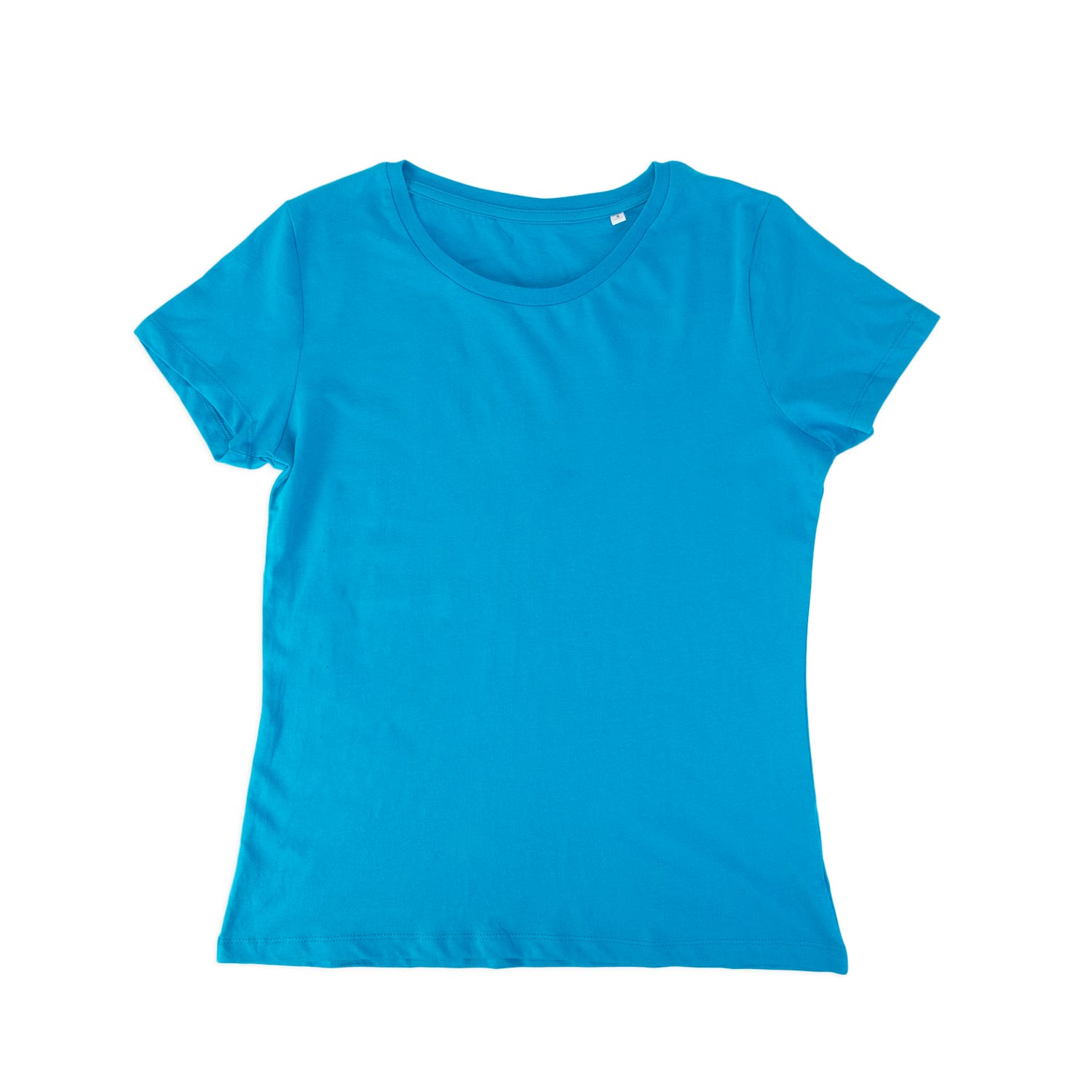 B&C Inspire Plus Ladies' Organic Crew Neck T-Shirts