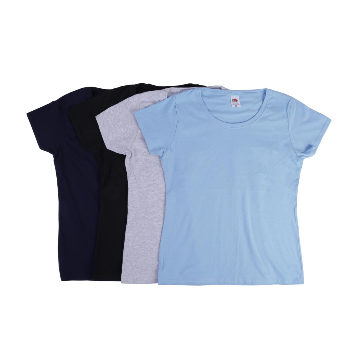 Fruit Of The Loom Lady-Fit T-Shirts