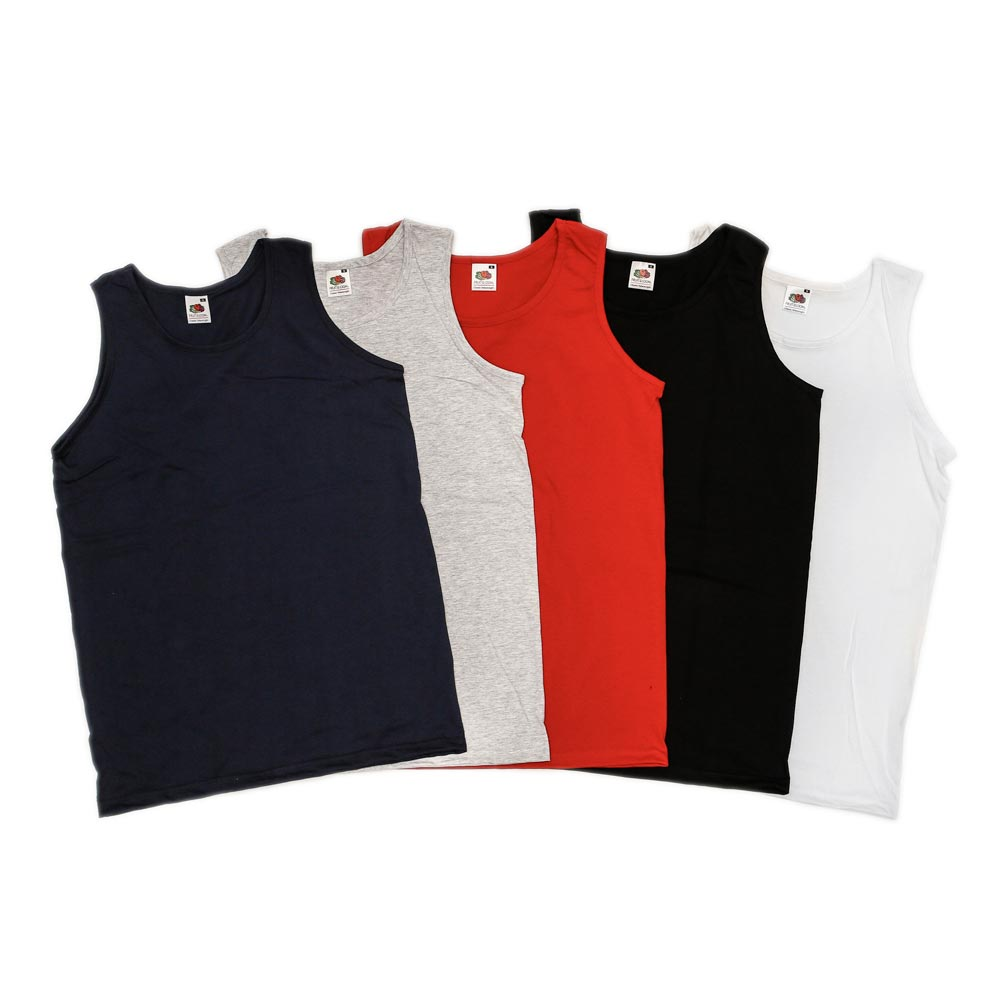 Fruit Of The Loom Athletic Vests