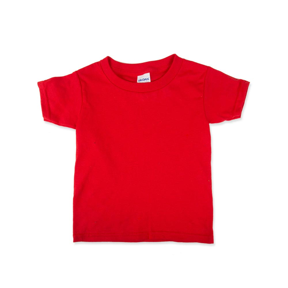 Custom printed gildan heavy toddler t shirts awesome for Toddler t shirt printing
