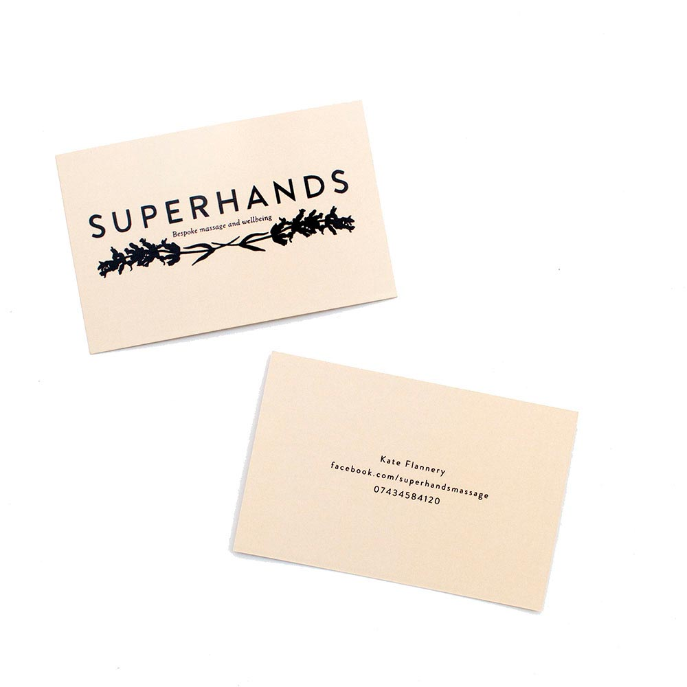 Heavyweight Business Cards - Awesome Merchandise