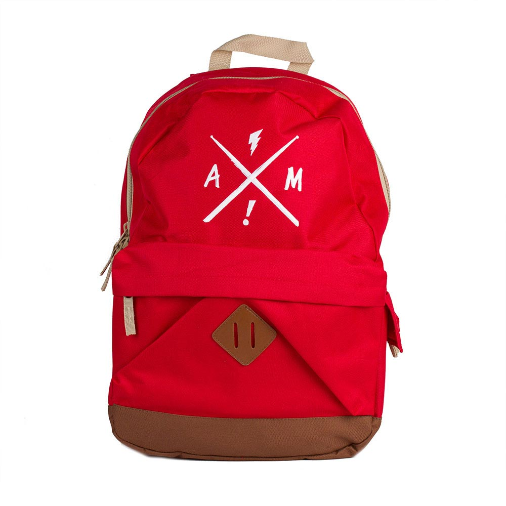 Embroidered Heritage Backpacks