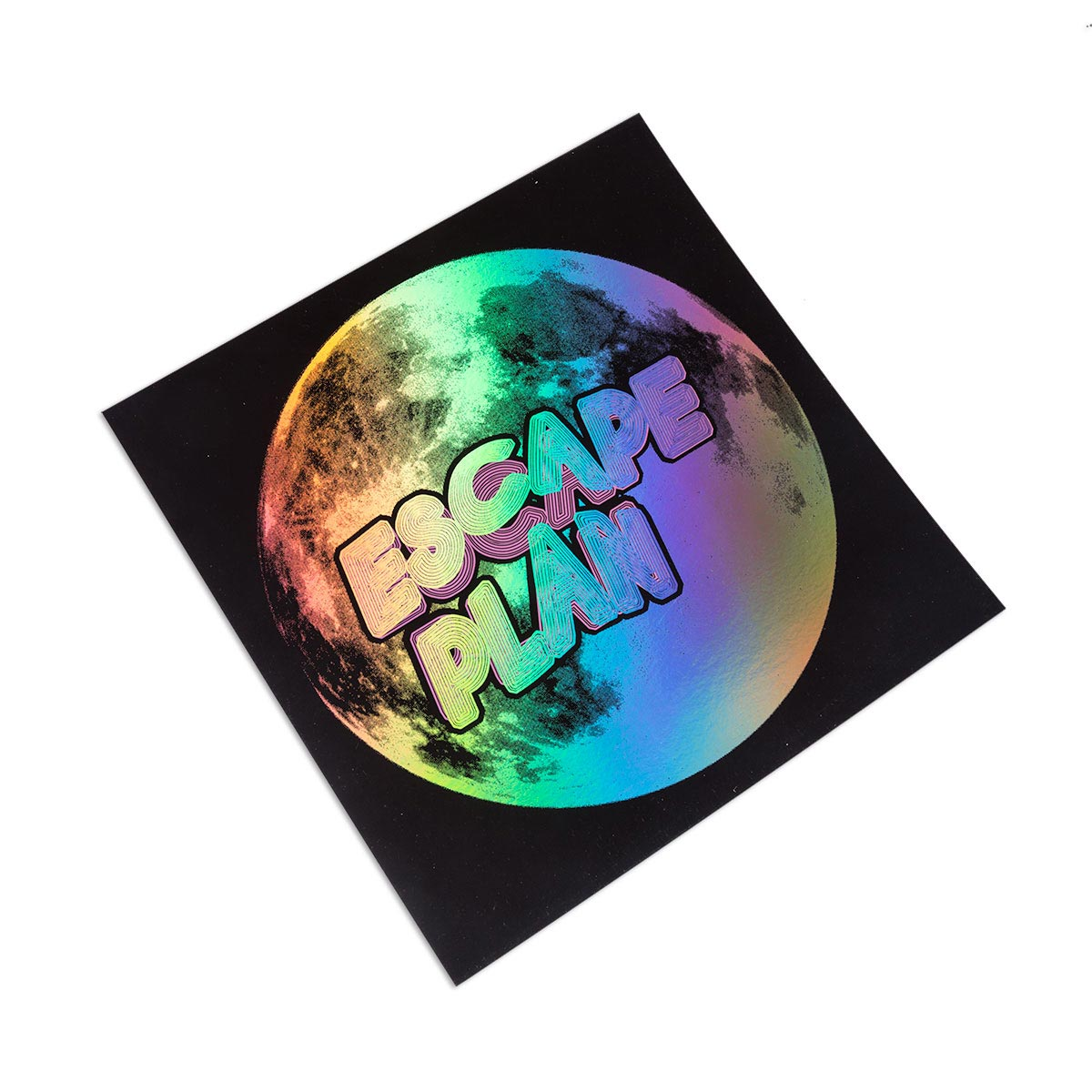 Medium Square Foiled Heavyweight Art Prints