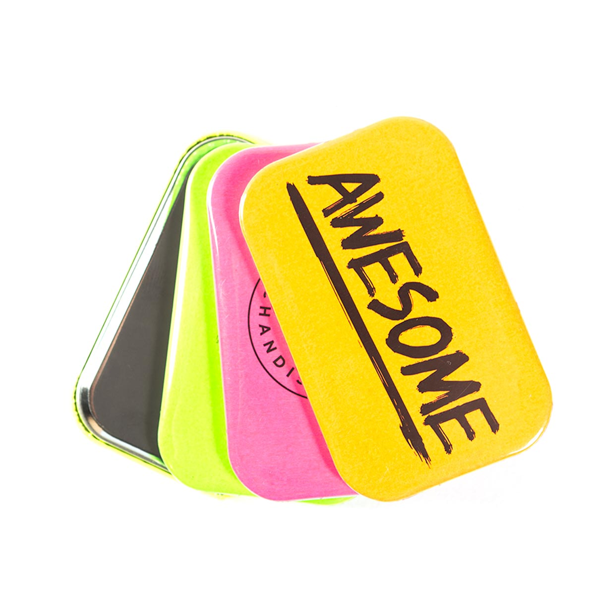 Neon Rectangular Magnets