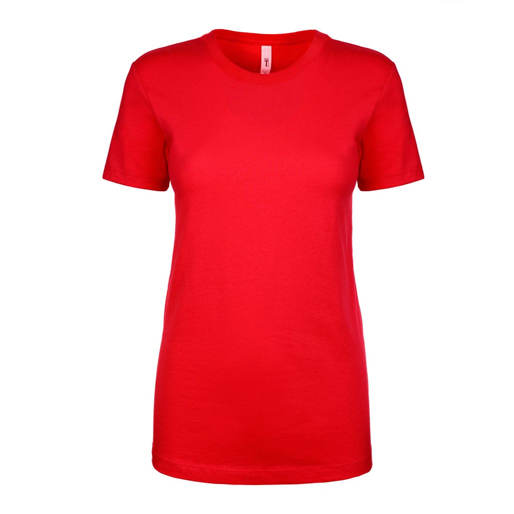 Next Level Ladies Ideal T-Shirts