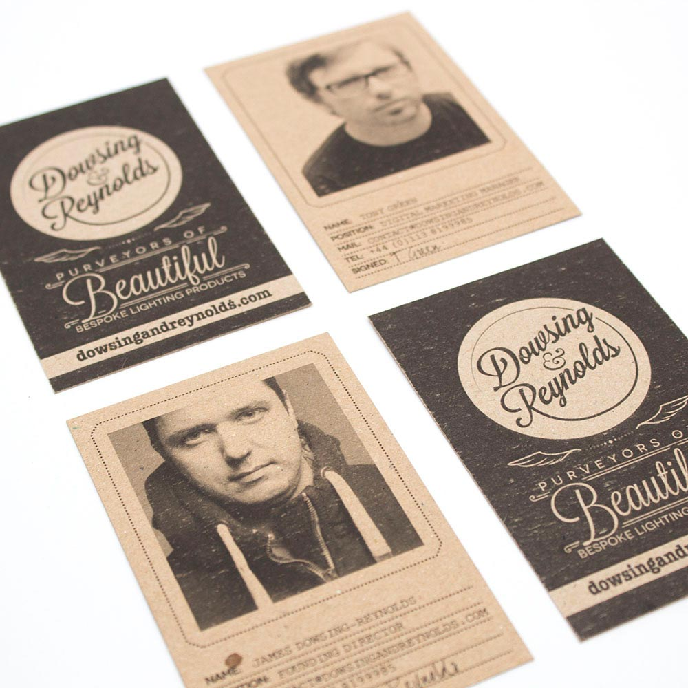 Recycled Business Cards Awesome Merchandise