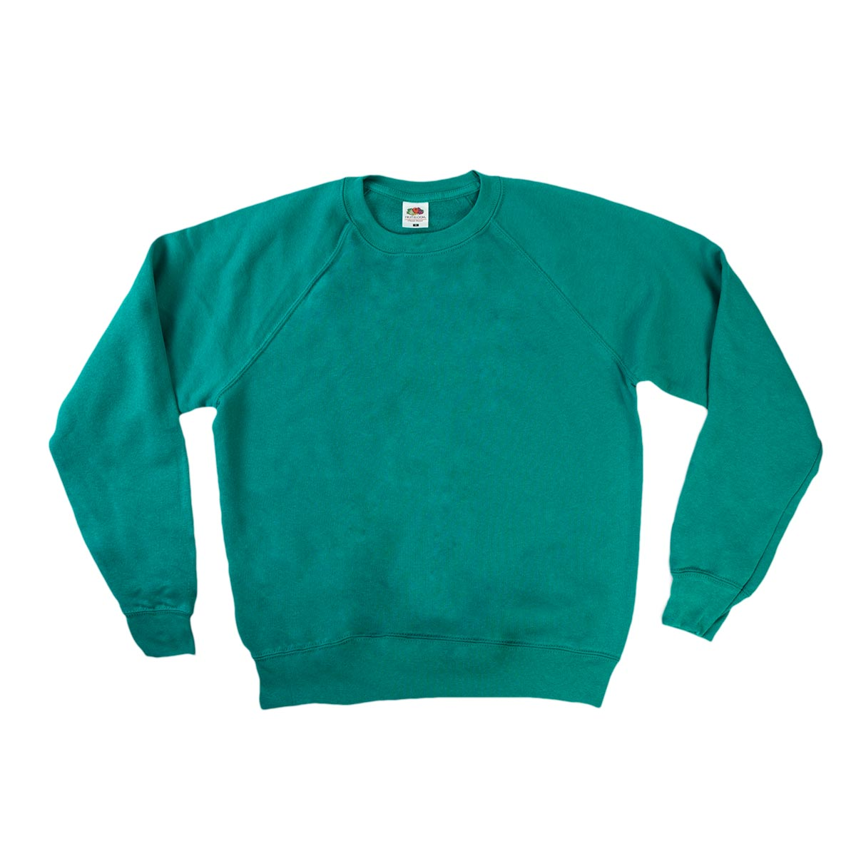 Fruit Of The Loom Classic Raglan Sweatshirts