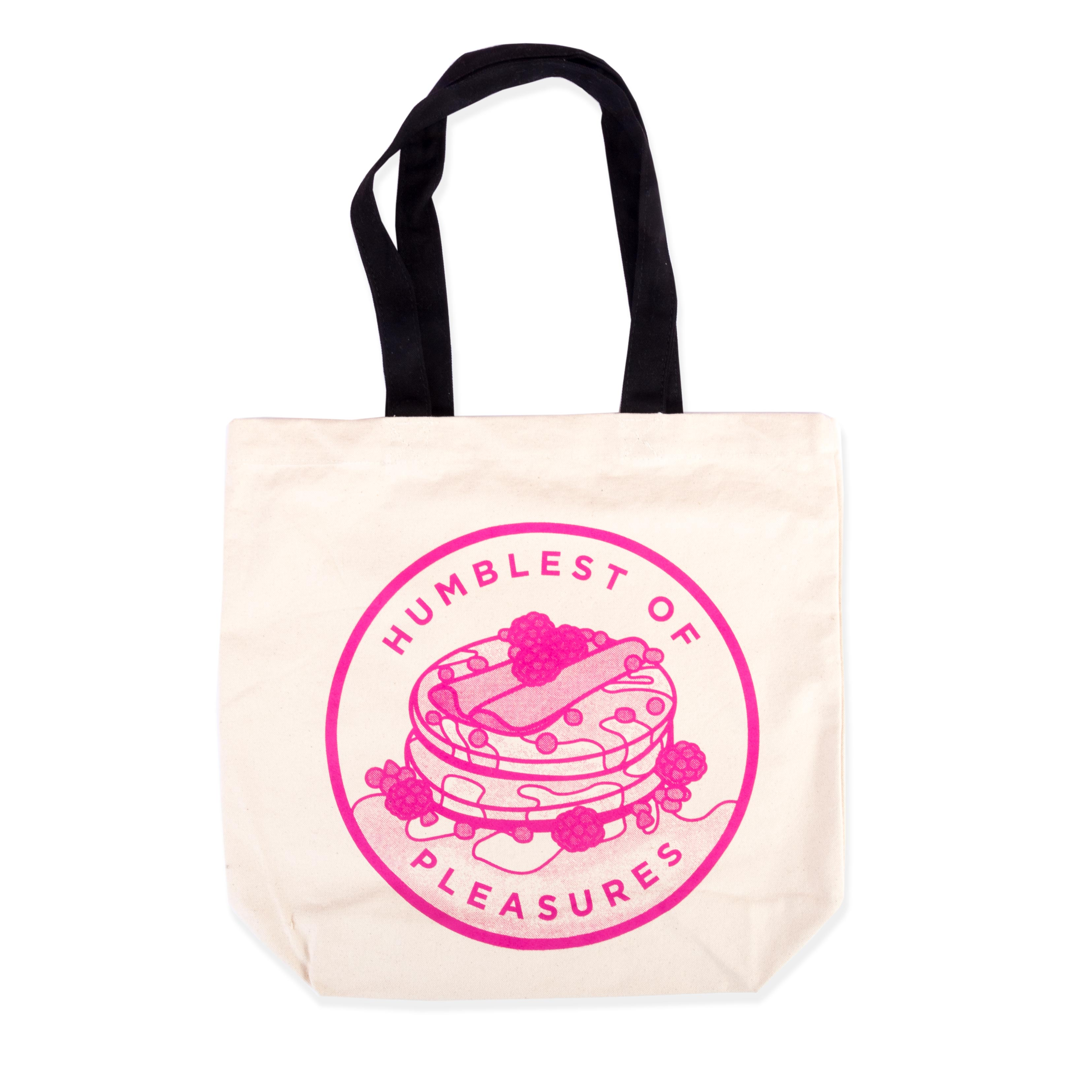 Screen Printed Fairtrade Cotton Camden Shopper Bags