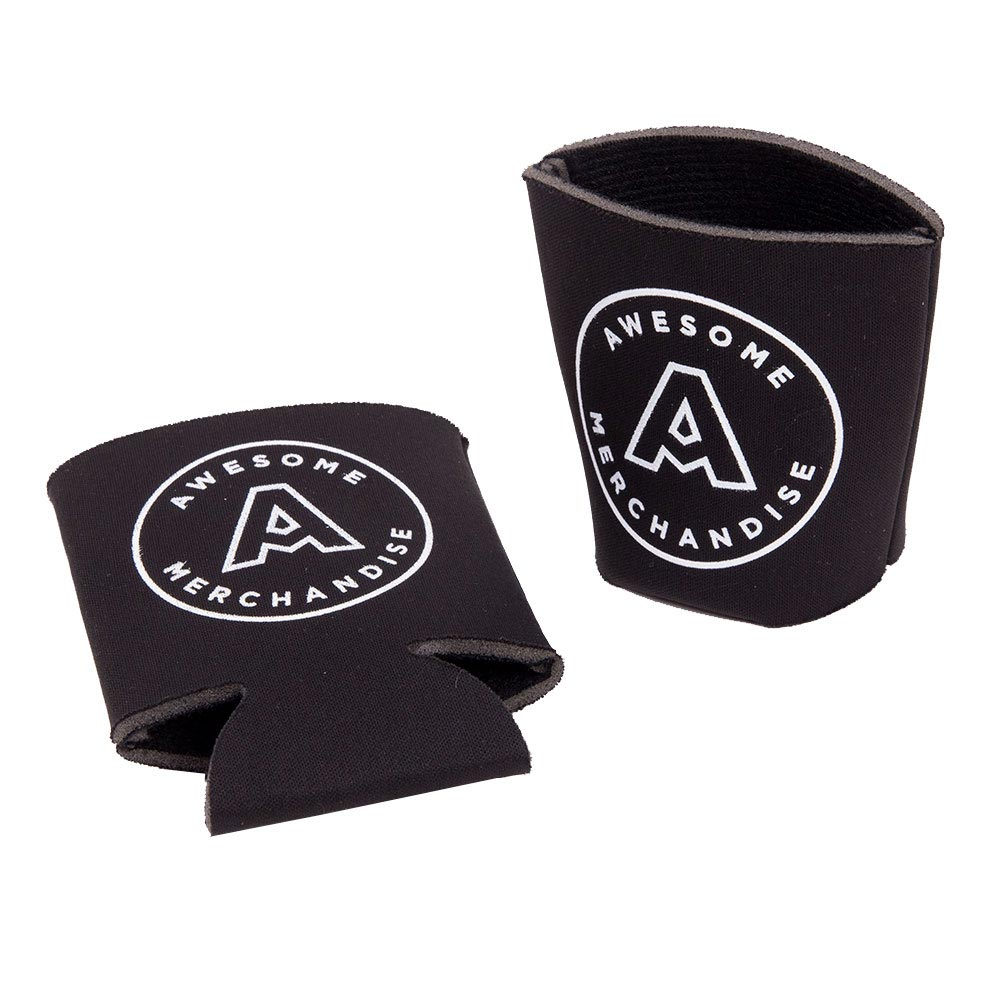 Screen Printed Koozies