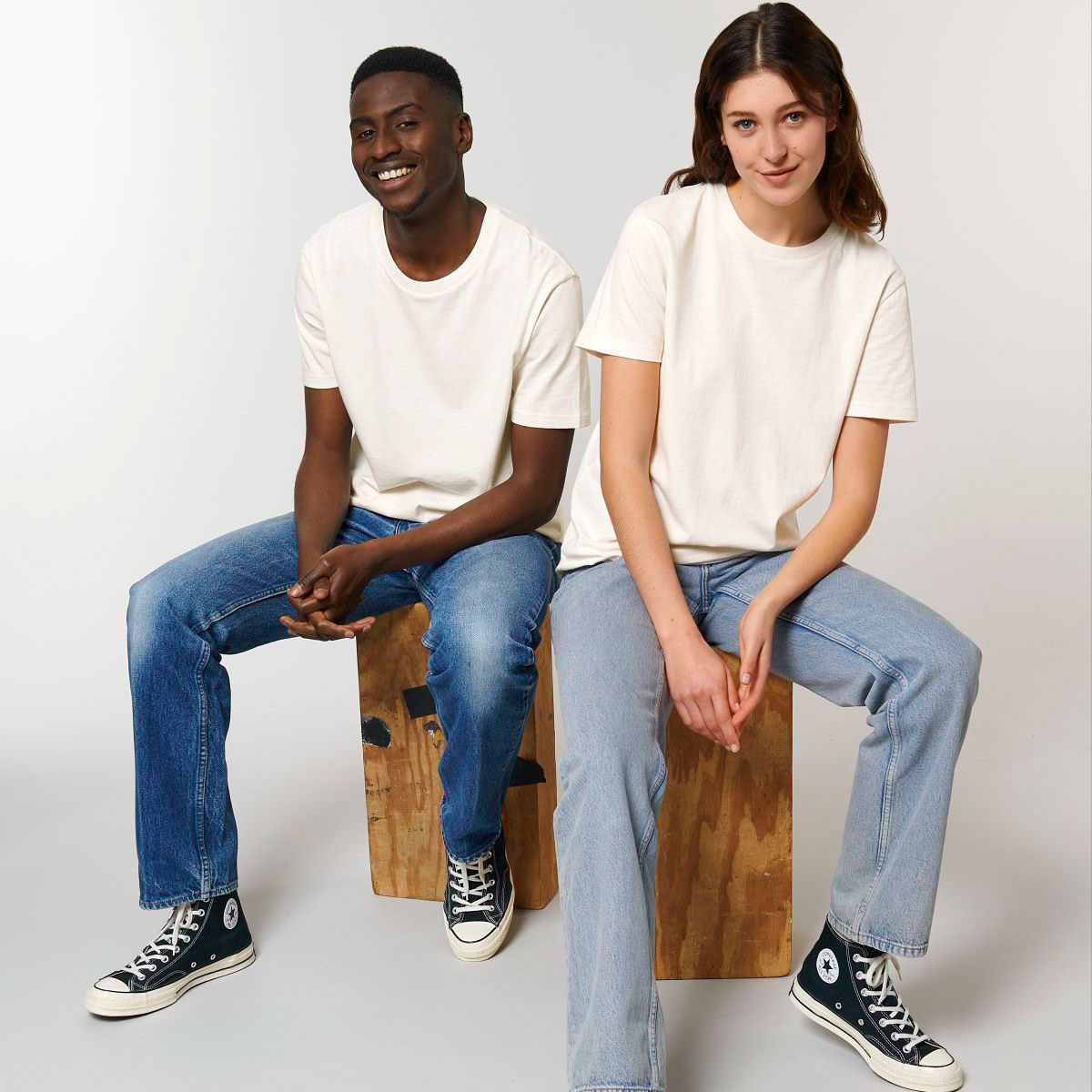 Stanley Stella RE-Creator Unisex Recycled Cotton T-Shirts