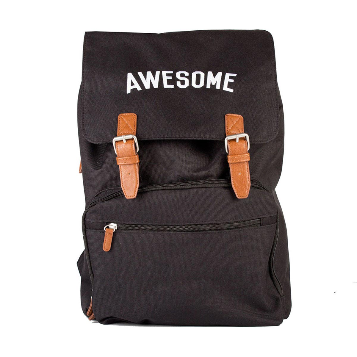 Embroidered Vintage Laptop Backpacks | Custom Stitched - Awesome Merchandise