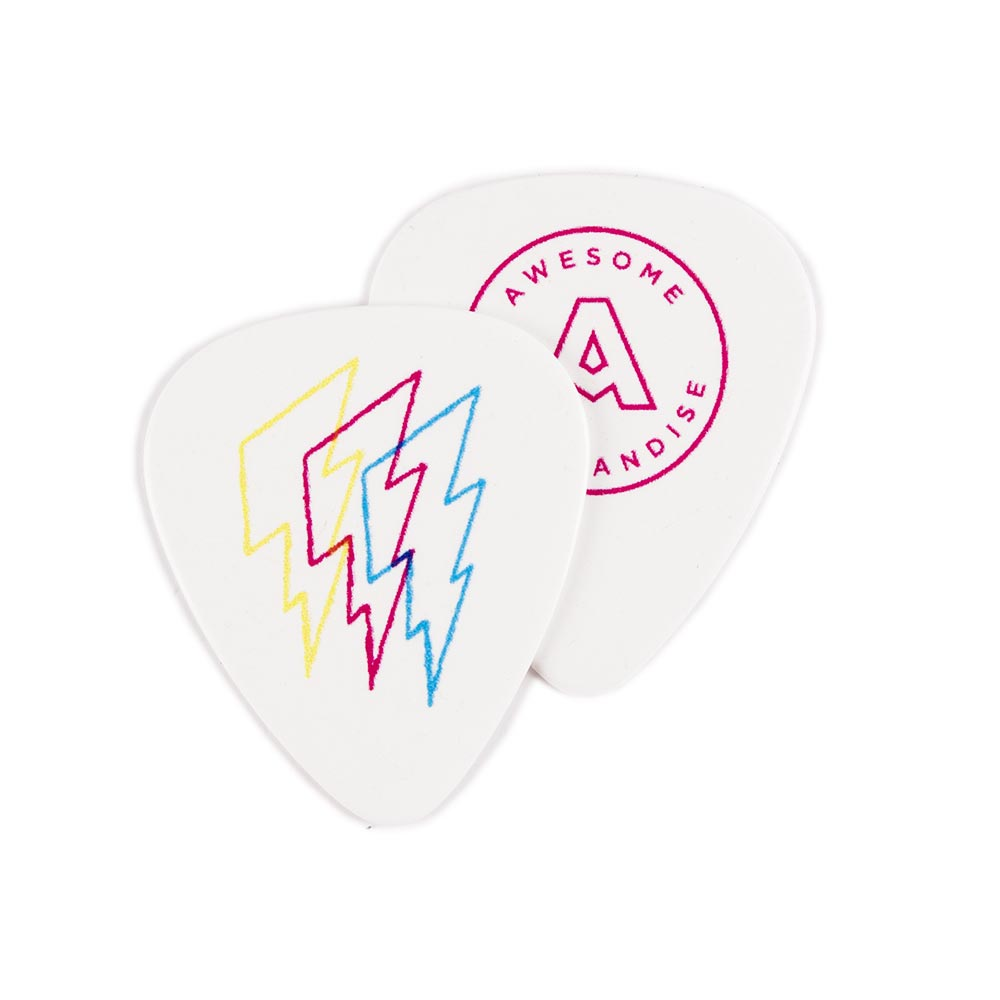 Full Colour Plectrums - Double Sided